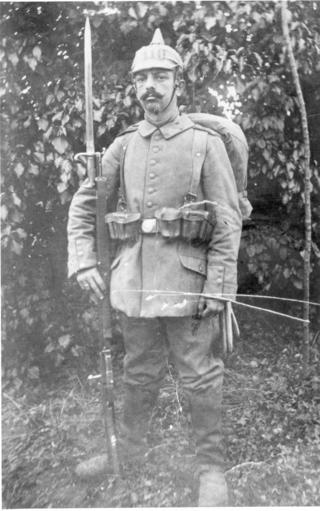 Karl Nachmann 1914