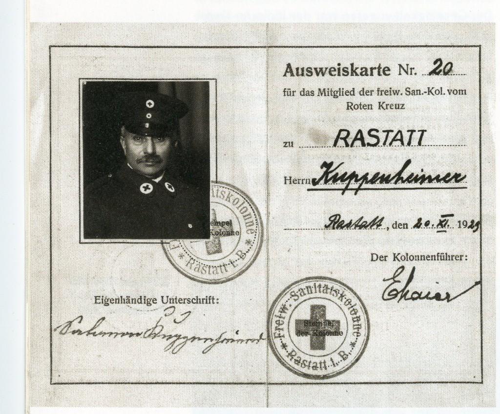 Kuppenheimer Rotes Kreuz