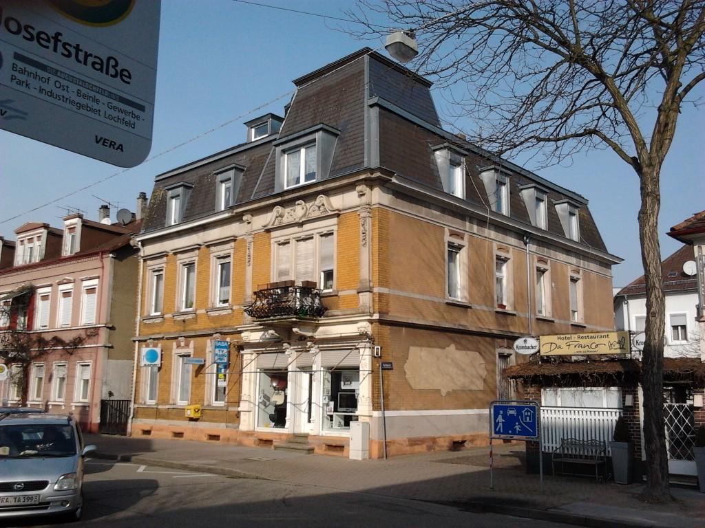 Im Haus Josefstraße 5 lebte der Mayerseppl.